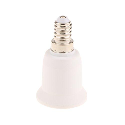 Adaptador De Enchufe De Luz Adaptador De Lámpara Convertidor De Lámpara De Luz Extendida, 14 Diseños - E14 to E27