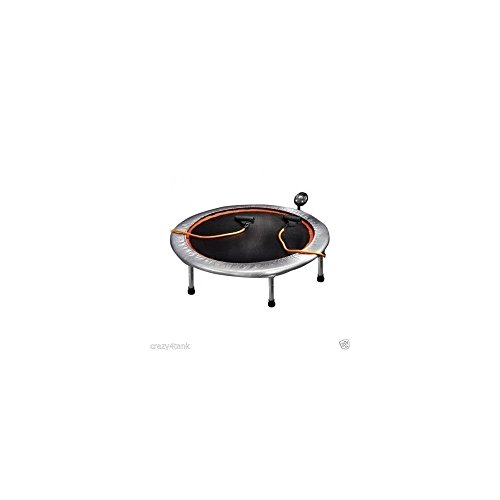 Gold's Gym: 36' Circuit Trainer Mini Trampoline by Golds Gym