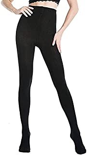 Carina Tights - Colone Opaque Panty Hose - Plain - For Women
