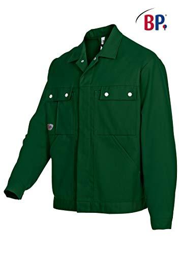 BP 1479-720 Herren Arbeitsjacke aus verstärkter Baumwolle mittelgrün, Größe 56-58