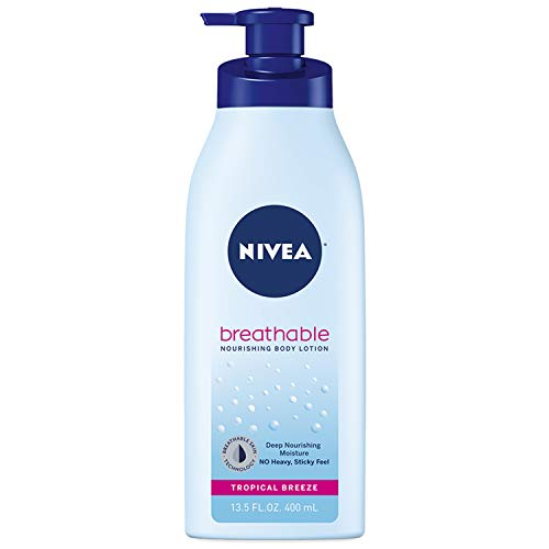 NIVEA Breathable Nourishing Body Lotion Now $4.11 (Was $8.29)