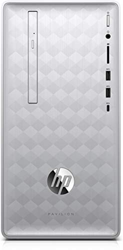 HP-PC Pavilion 590-p0004nl Desktop PC, AMD A10-9700, 12 GB di...