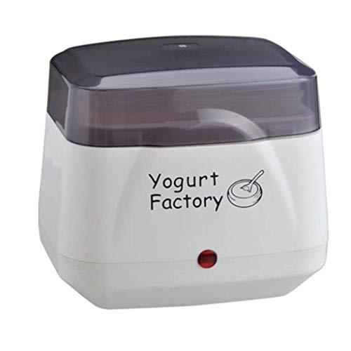 SMX Yogurt Maker Máquina |BPA contenedor de Almacenamiento y la Tapa |Perfecto for Orgánica, azucarada, de sabores, Lisos o de azúcar Opciones Libres for bebé, niños