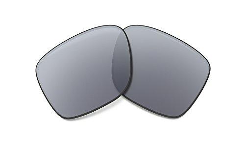 Oakley RL-Latch-Squared-7 Lentes de reemplazo para gafas de sol, Multicolor, 55 Unisex Adulto