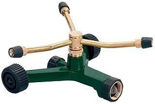 Orbit 3-Arm Rotary Sprinkler for Lawn Watering, Multilingual