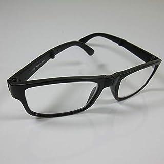 STOLZ opvouwbare praktische leesbril +3,0 zwart 3 U & uw kant-en-klare bril etui