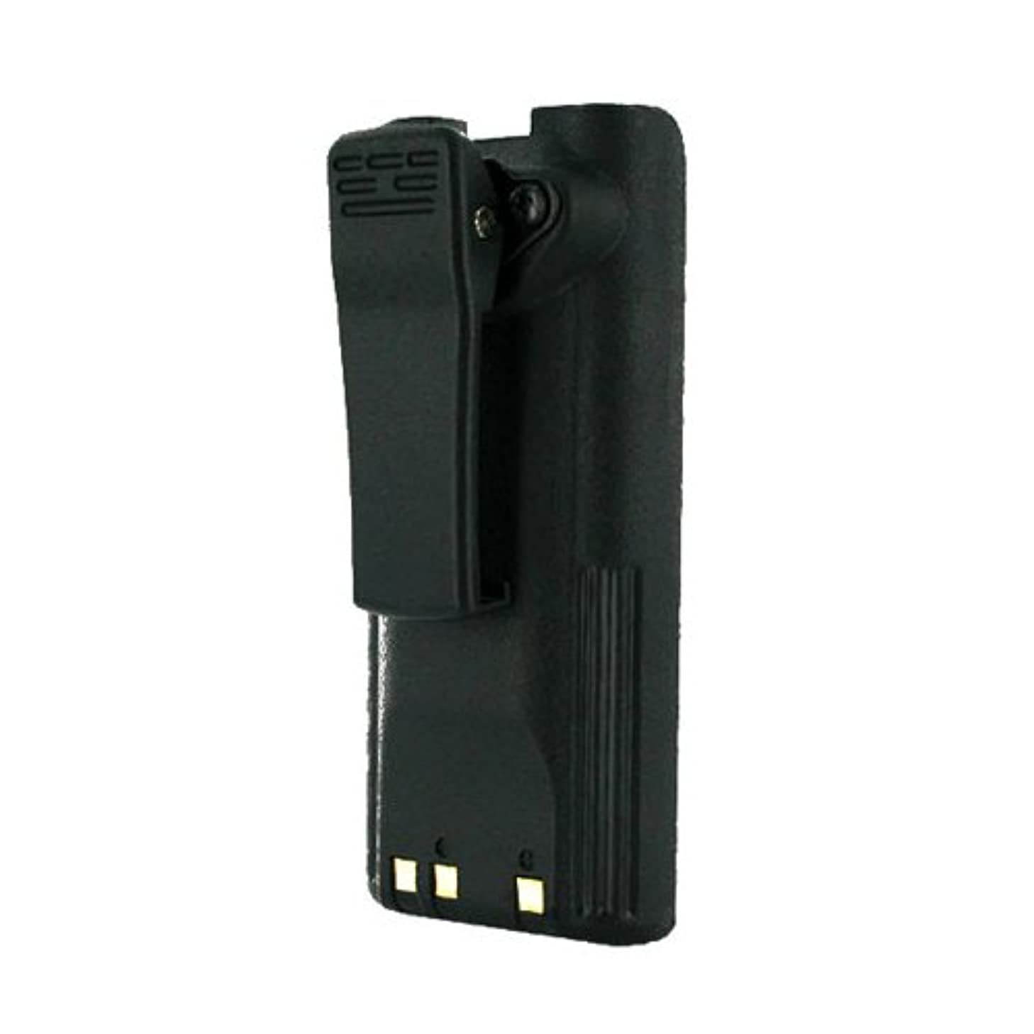 Icom ICT81A 2-Way Radio Battery (Li-Ion 7.4V 2000mAh) Rechargeable Battery - Replacement for Icom BP211 Battery