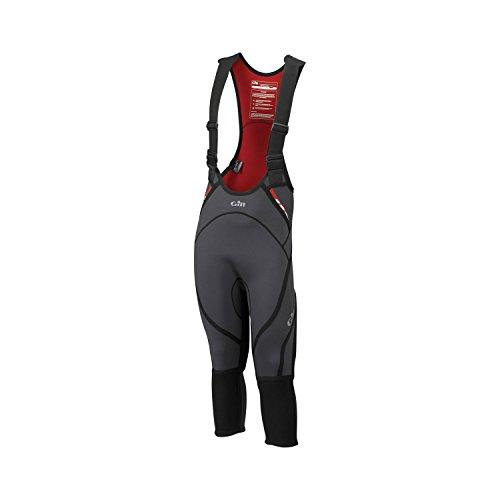Gill Junior Pro 4922J - Pantalones de senderismo para niño, color gris y negro...