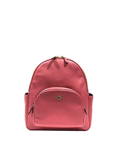 Coach Court Backpack (IM/Fuchsia)