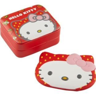 Hello Kitty espejo compacto y Mini Joyero (223858644)