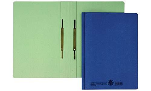 ELBA Doppelhefter, DIN A4, Manilakarton - 320 g/qm, grn