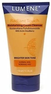 Lumene Radiant Touch Cream Cleanser - 5.1 oz.