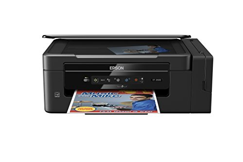 Epson Expression ET-2600 EcoTank All-in-One Printer with Wireles Print, Copy and Scan...