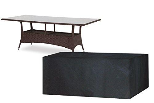 Guirlande 8 places rectangulaire pour table – Argent de qualité (w1380)