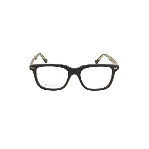 Gucci Brillen Gafas de Vista GG0737O BLACK 51/18/150 Herren