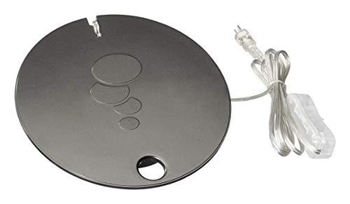 Oase 72461 biOrb Classic LED groß schwarz | Aquarium | Licht | Acrylglas | Filtersystem | Luftpumpe |