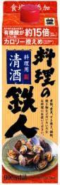 中埜酒造 料理の鉄人 900mlパック 6本入りケース単位 清酒