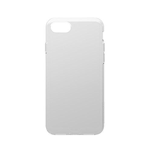 Simplism iPhone8 / iPhone7 ケース [Cushion] 衝撃吸収 シリコン ブラック