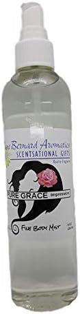 Jane Bernard Pure Grace Impression fine Fragrance Body Mist 8 FL oz 236 Ml NOT ORIGINAL PERFUME product image