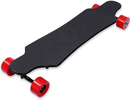 NOBRAND Elektronisch Skateboard M53X Vierwielaandrijving, 31MPH topsnelheid, 30 mijl Max Bereik, 500W*4X Motor Hub, 9 lagen Esdoorn Professioneel Sport Skateboard