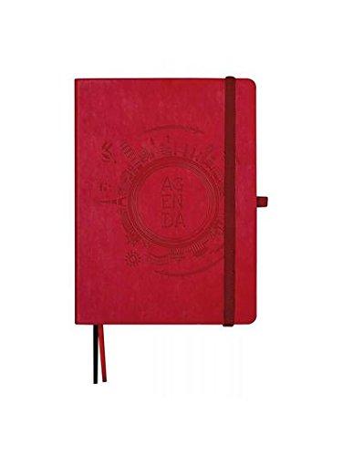 Finocam 1027828 - Agenda, color rojo