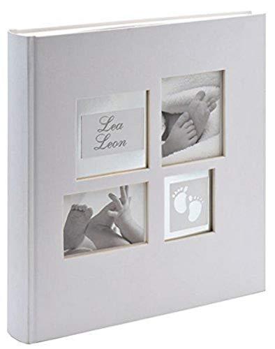Walther design UK-172 Babyalbum Little Foot, 28x30,5 cm
