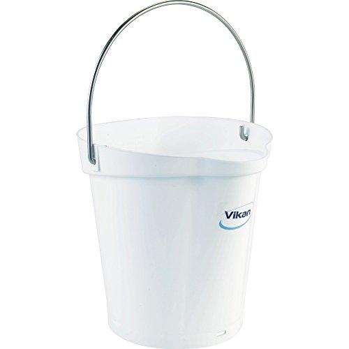Vikan ハイジーンバケット 5688 ホワイト 56885 バケツ