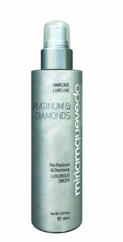 Miriam Quevedo The Platinum & Diamonds Lux Drops