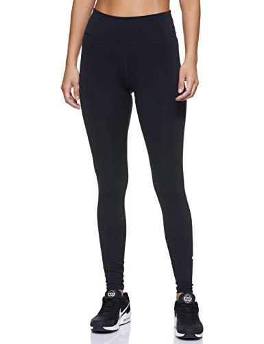Nike Damen W ONE TGHT Sport Trousers, Black/(White), XL