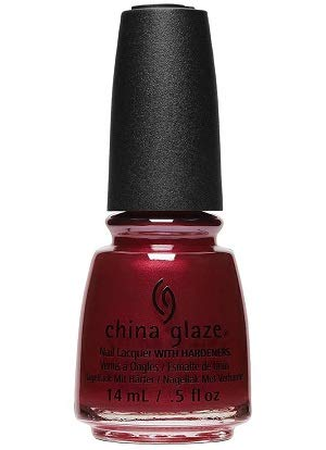 China Glaze Nagellack, Haute Blooded