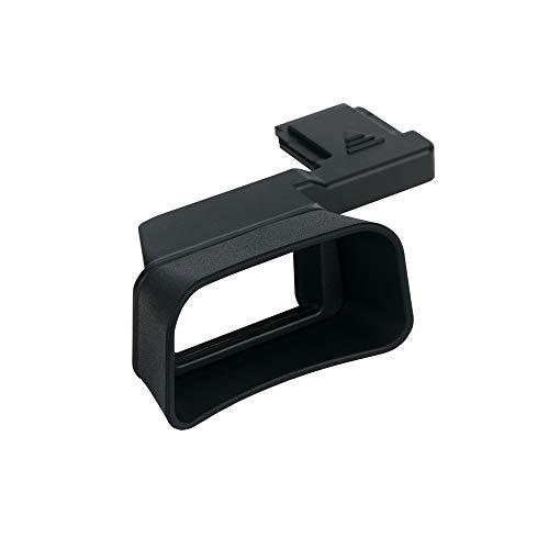 PROfezzion Ocular de silicona suave tipo extendido para cámara digital Sony Alpha a7C ILCE7C sin espejo (equipado y seguro con cámara de zapatos)