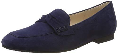Gabor Shoes Damen Casual Slipper, Blau (Bluette 16), 38 EU
