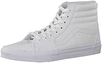 Vans Unisex Sk8-Hi True White Sneaker - 3.5