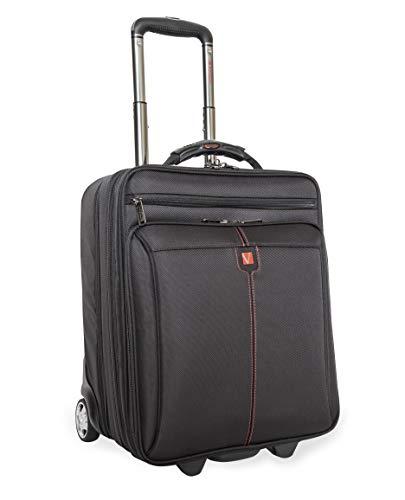 Verbatim Melbourne Backpack voor notebook/camera Laptoptas met wieltjes. 16 inch zwart