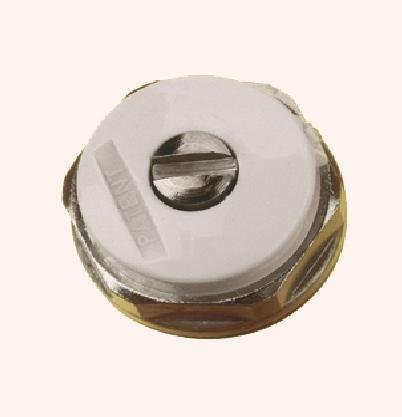 Waft Purgador para radiador toallero Manual 1/2