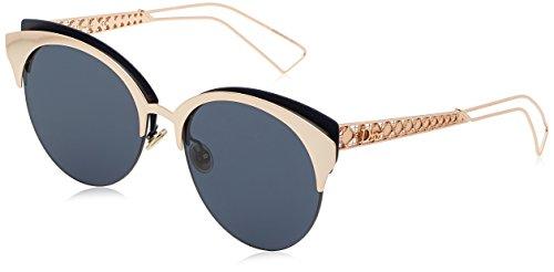 Dior Damen Dioramaclub A9 2Bn 55 Sonnenbrille, Rot (Red Blue/Blutevio)