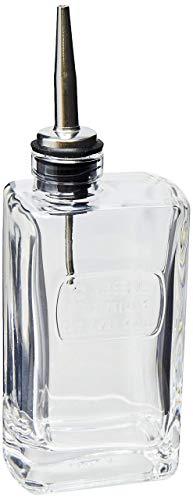 OPTIMA Servierflasche für Olivenöl, inkl. Ausgießer, 0,25l