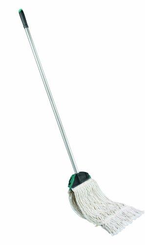 Leifheit Professional Mop Pavimenti, Lavapavimenti professionale per pulizia di ogni superficie, Mop lavapavimenti con grande potere assorbente