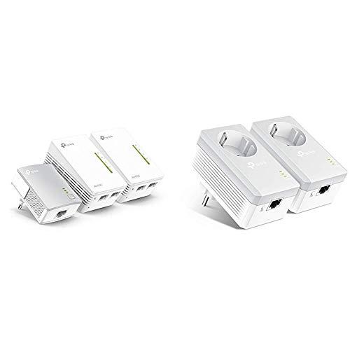 TP-Link TL-WPA4220 TKIT - Amplificador WiFi Repetidores de Red, Adaptadores Internet por...