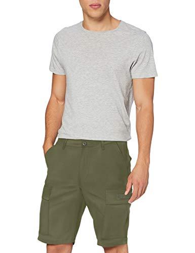 Superdry Herren Field Cargo Shorts, Grün (Sage 3SE), W(Herstellergröße:38)