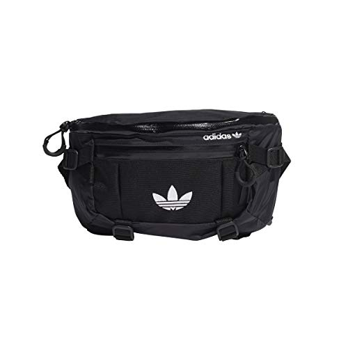 adidas Speisekarte ADV WAISTBAG L Umhängetasche, Black/White, NS