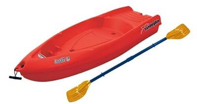 52210-P KL Industries Kids Sun Dolphin Bali Kayak from KL Industries
