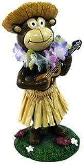 Hula Monkey Mini Dashboard Doll 4.25