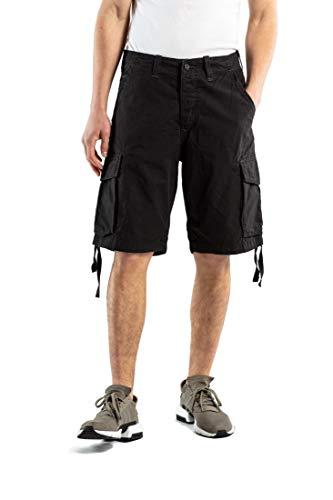 Reell New Cargo Short, Black 31 Artikel-Nr.1202-003 - 01-002