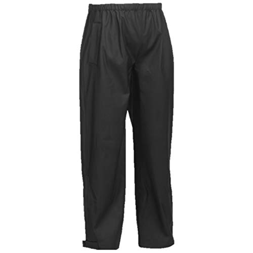 Herock Pontus Blister 22MRW0902-P - Pantalones de lluvia, color negro, talla L