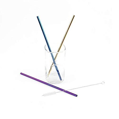 1 Uds cepillo de limpieza de paja reutilizable limpieza de acero inoxidable pipa de beber accesorios de cocina de limpieza de paja