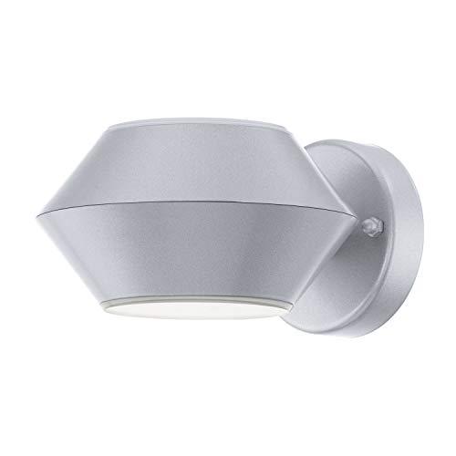 Eglo 94139 Lampe d'extérieur, intégré, argent