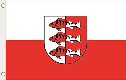 U24 vlag vlag Gröningen 90 x 150 cm