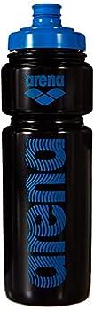 arena Sport Bottle Bouteille d'eau Unisex-Adult, Black-Royal, Noir