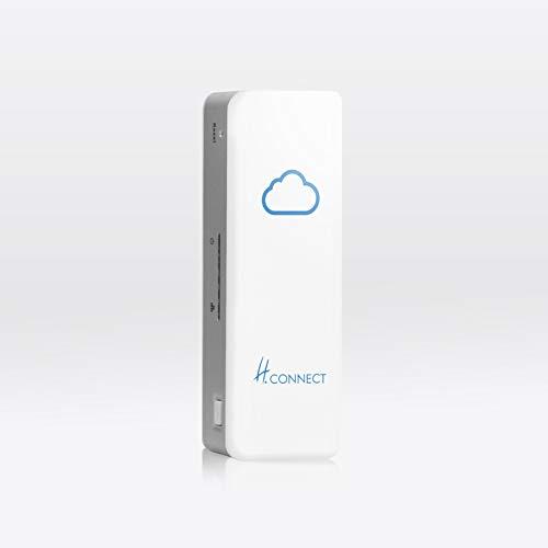 Halterrego H. Connect Servidor NAS Mini USB 2.0Blanco